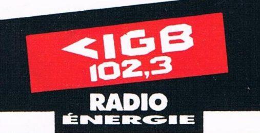 1993 - CIGB -Logo