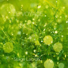 LE VOYAGE - Cover